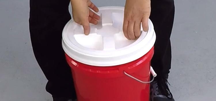 Handwäsche Grundausstattung – Teil 1 (Wascheimer)