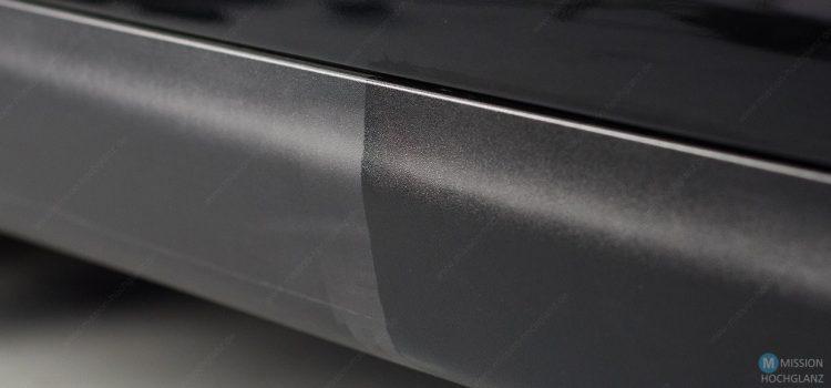 Kratzer auf unlackierten Kunststoffen beseitigen (Stossstangen, Cockpit, Innenraumverkleidung)