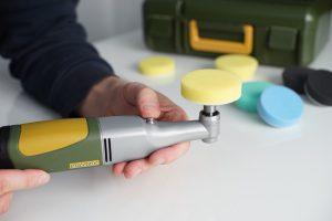50mm Polierschwämme für Proxxon WPE und Rupes iBrid