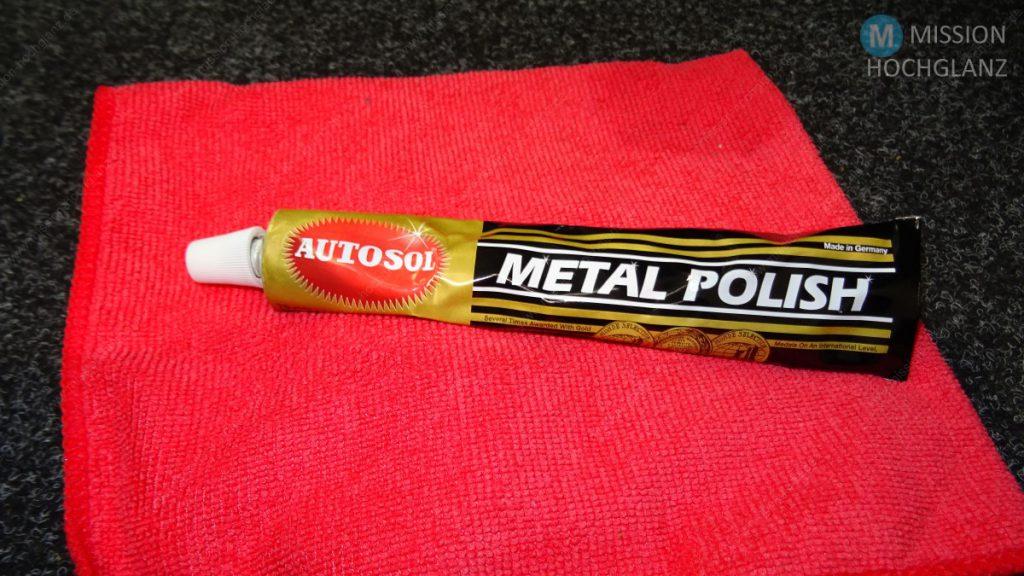 Metal Polish von Autosol