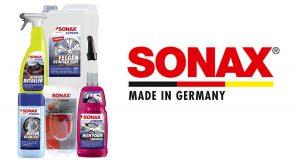 Sonax – Neue Pflegeprodukte  vorgestellt