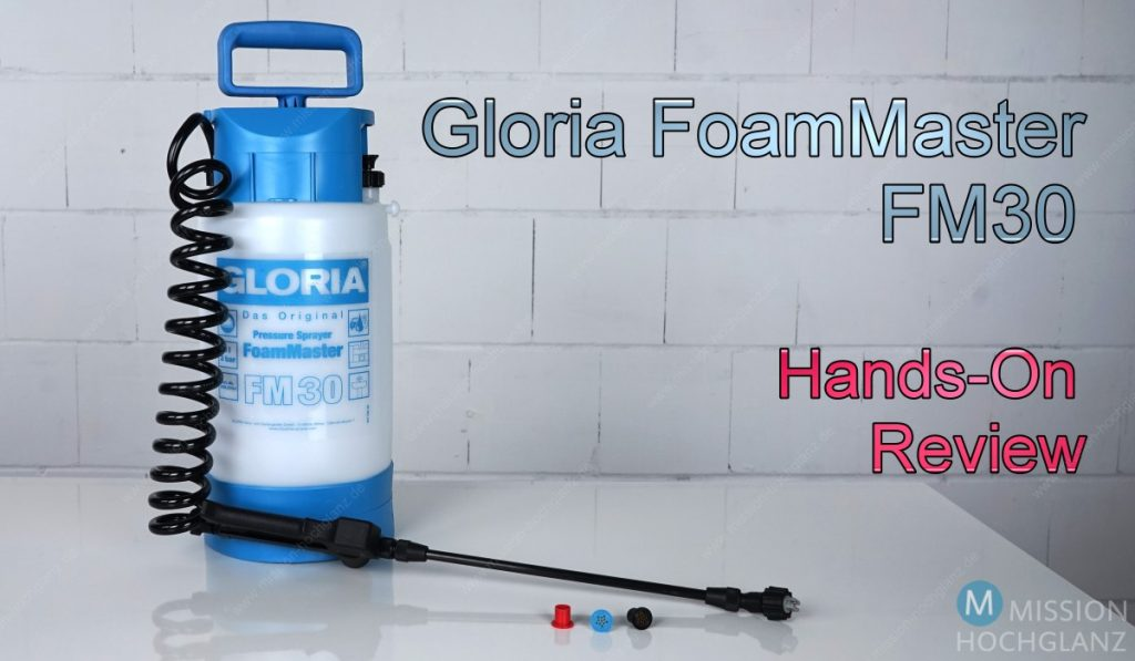 Gloria FoamMaster FM30 - Hands-On Review
