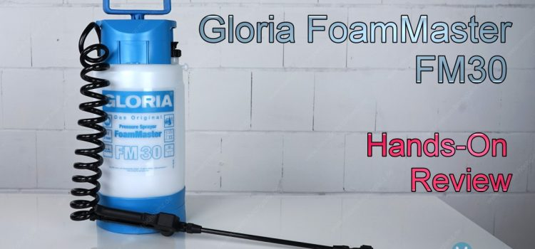 Gloria FoamMaster Fm30 – Hands-On Review