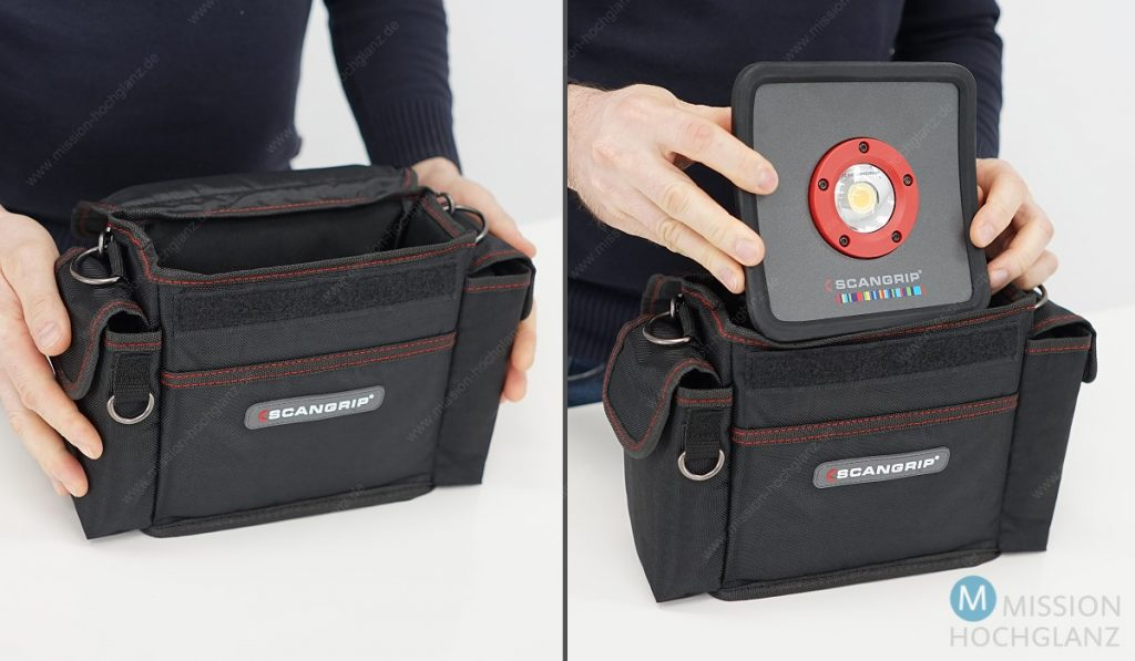 Scangrip Essential Kit - Hands-on Review - Multimatch R auspacken