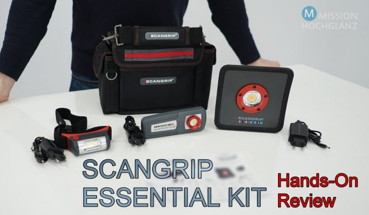 ScanGrip Essential Kit – Hands-On Review